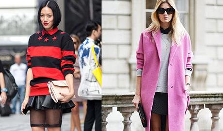 Как одеваются девушки в Лондоне? Узнай про стиль жительниц туманного Альбиона!