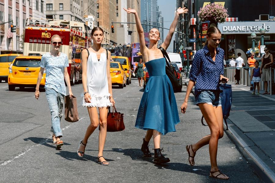 стиль Нью-Йорка