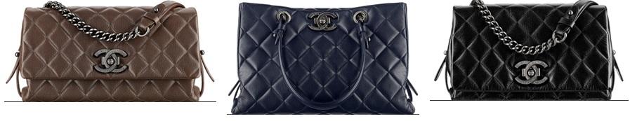 b3f8f314defa Для тех девушек, кто предпочитает динамичный стиль и яркие аксессуары,  разработана линия сумочек Chanel разнообразных цветов и оттенков с  оригинальными ...