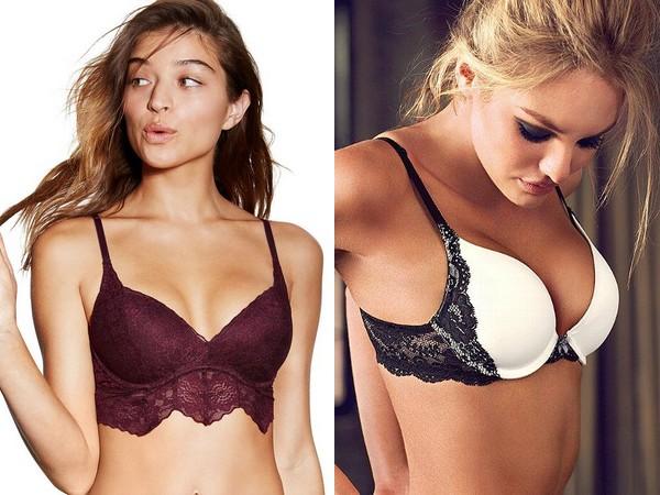 Как девушкам оттягивают грудь
