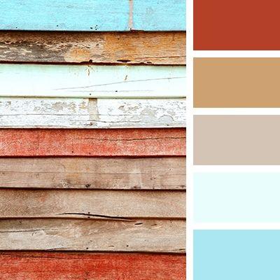 Кирпичный цвет сочетание с другими цветами в интерьере