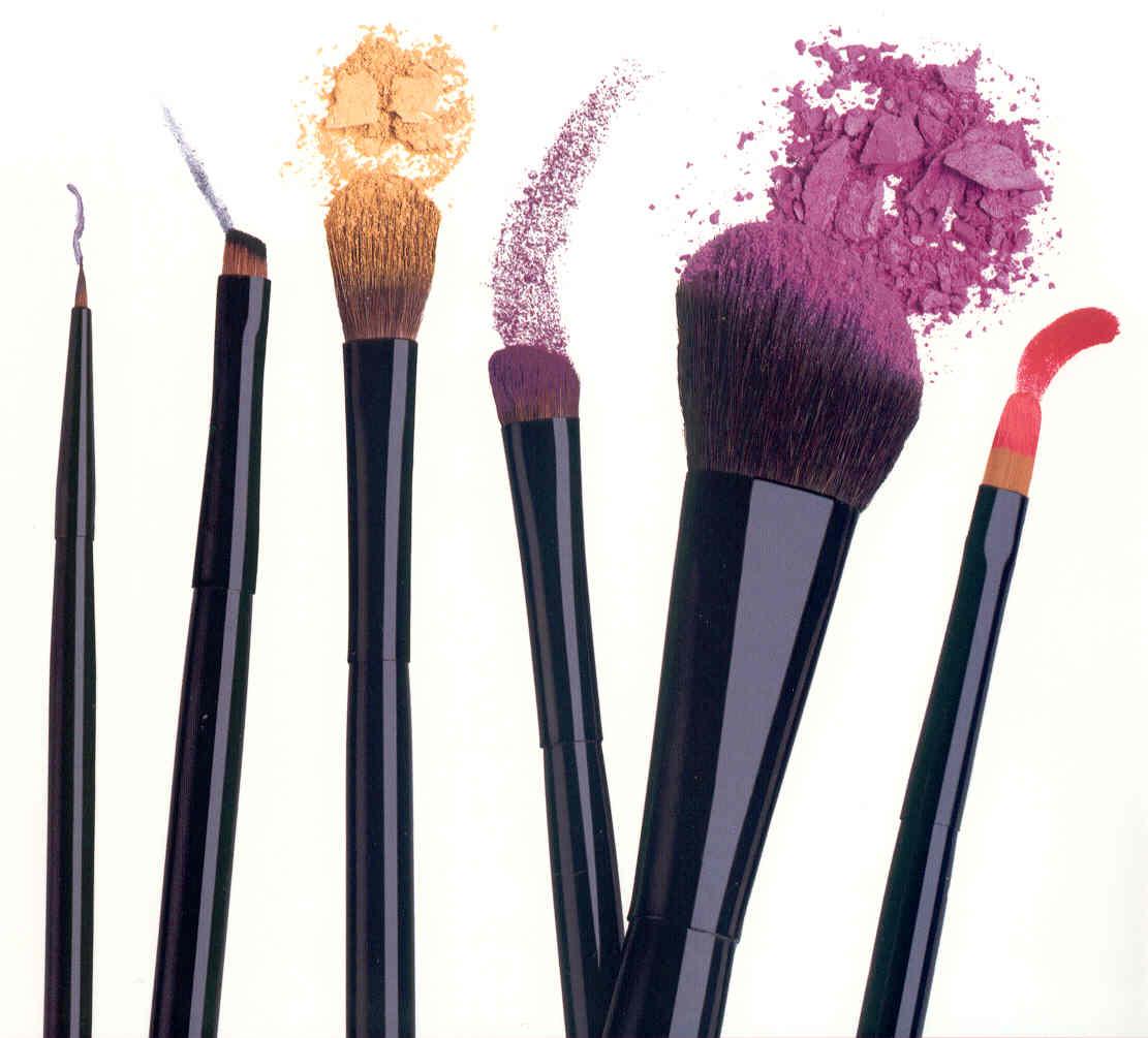 Косметика кисти для макияжа