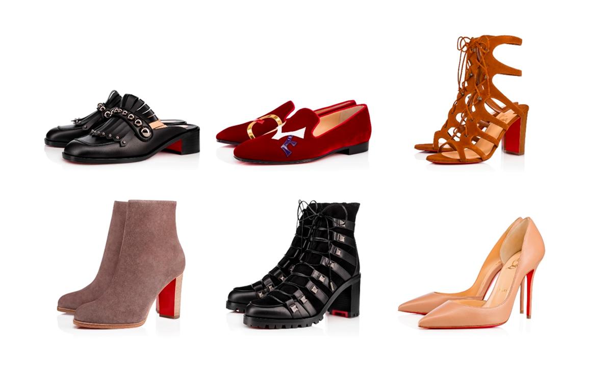 Секс в красной обуви