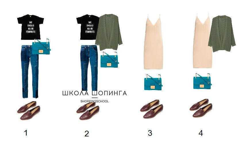 b4e4604d0090 Как правильно составить капсульный гардероб  примеры и правила ...