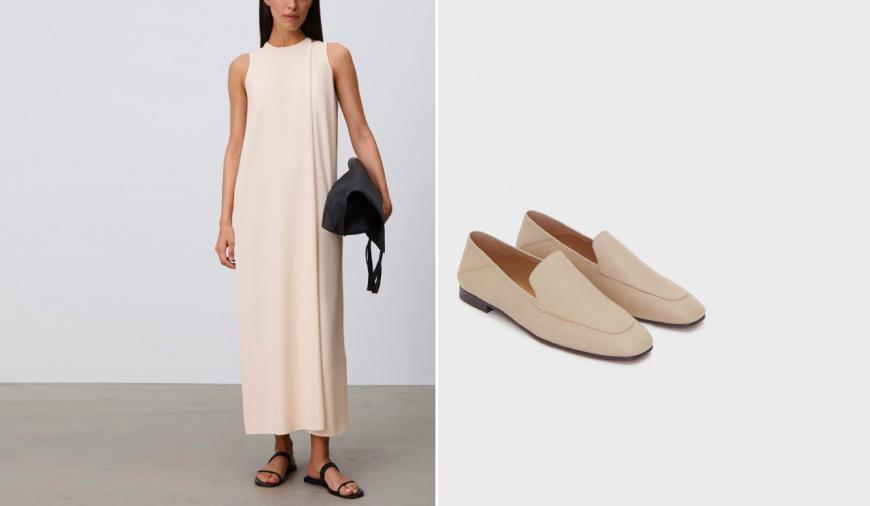 35c16ffb007 С чем носить белую блузку. Что носить со светлой рубашкой   Школа ...