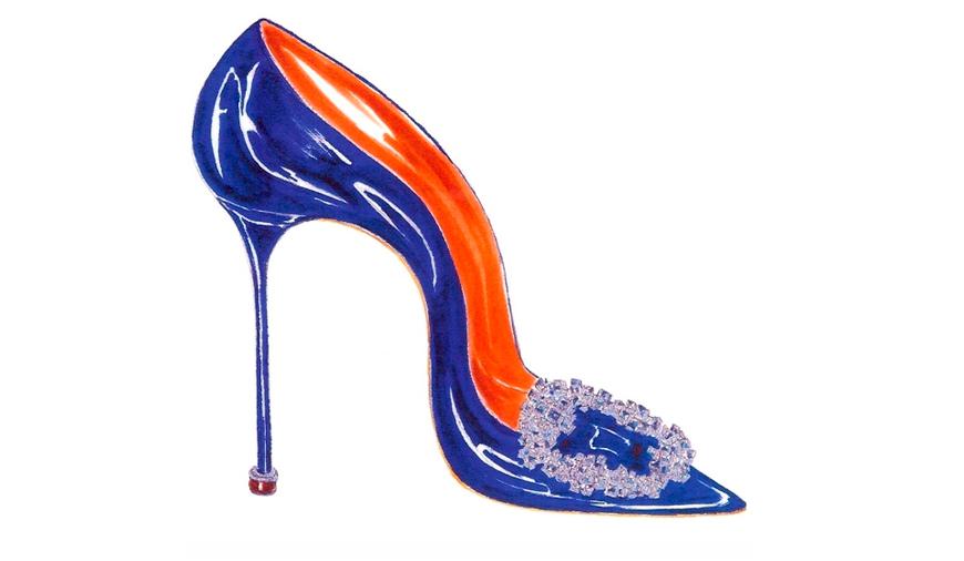 98dae61bbdd Самые стильные туфли модных дизайнеров класса люкс! Обувь