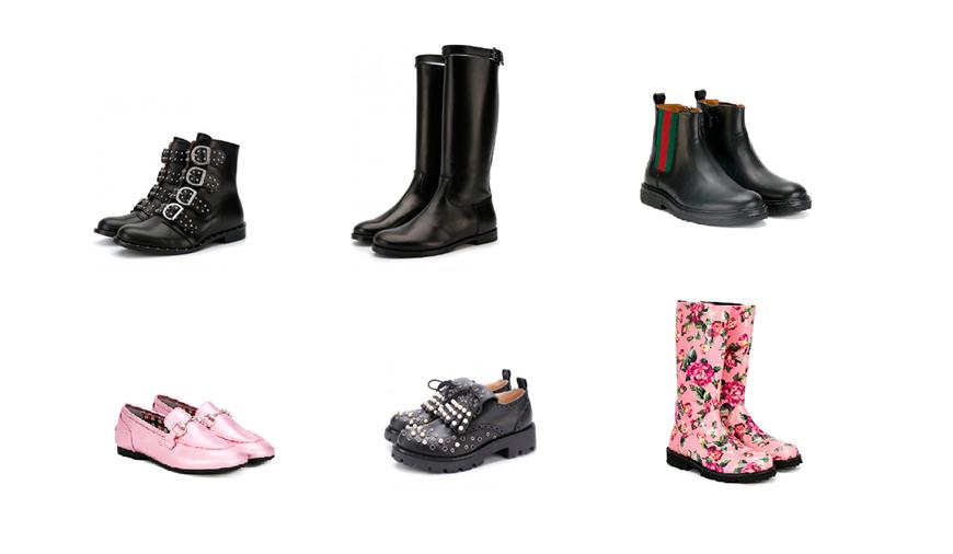 701ec28c Бренды стильной детской обуви: обувь для детей и для девушек с ...