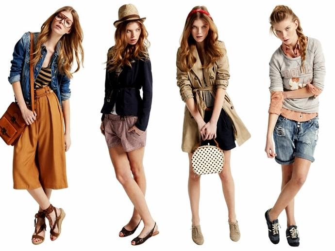 1d728e399582 Гардероб для девочки-подростка: как собрать базовый гардероб для ...