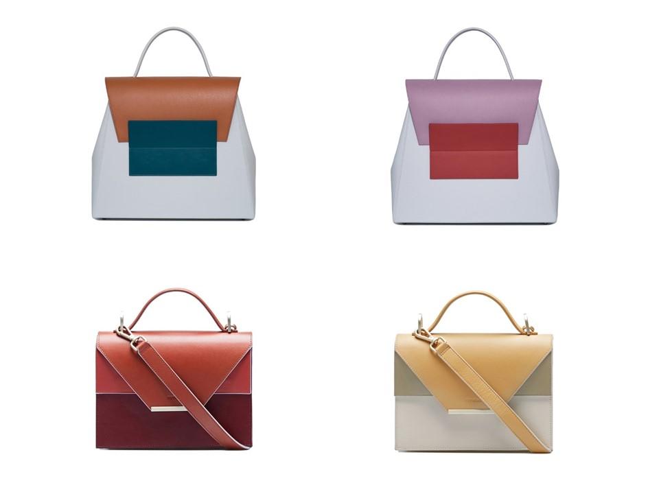 2a5e433f60a3 Разноцветные сумки: как и с чем носить женские цветные сумки, фото ...