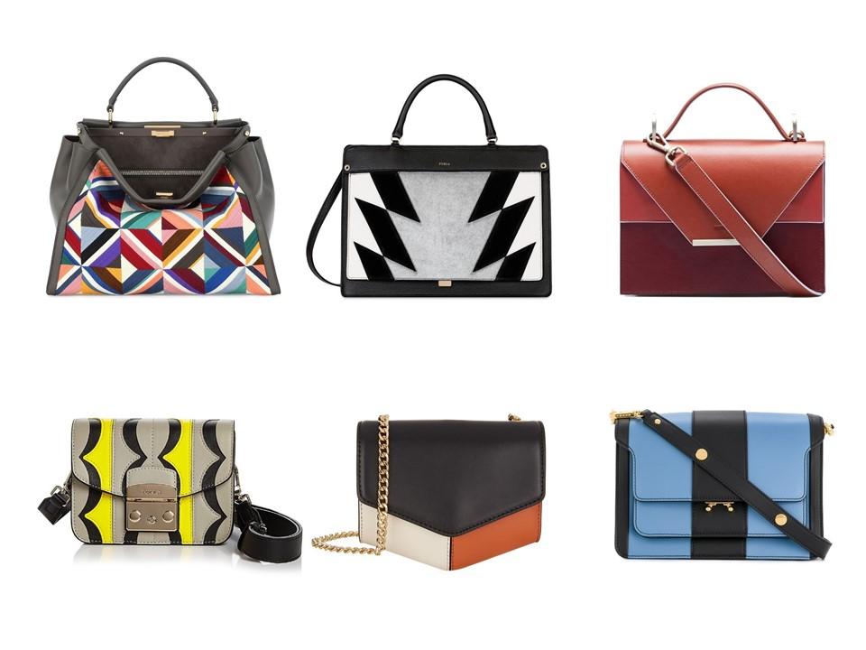 7a235786ecdb Разноцветные сумки: как и с чем носить женские цветные сумки, фото ...