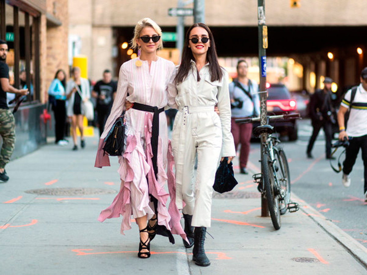 Street Style с Paris Fashion Week 2018