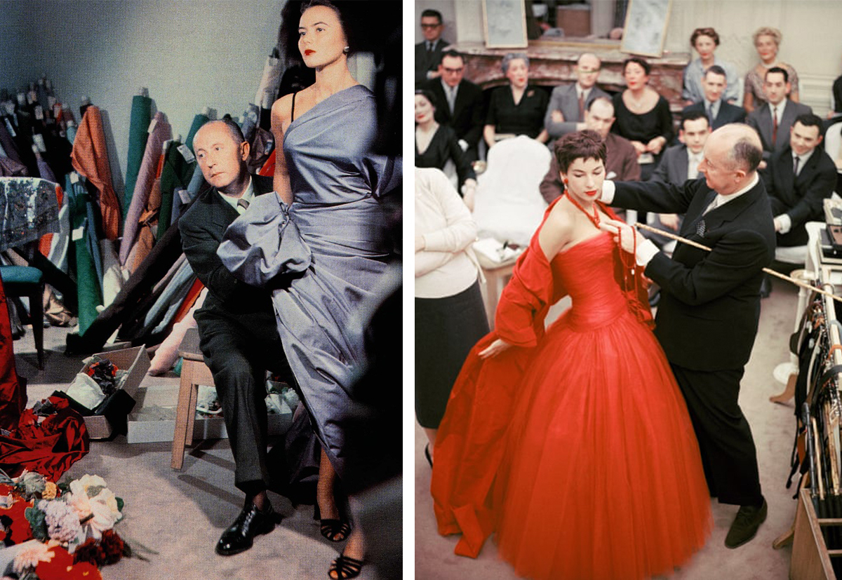 f8507062f75090a История бренда Dior и выставка Dior в Лондоне / Школа Шопинга