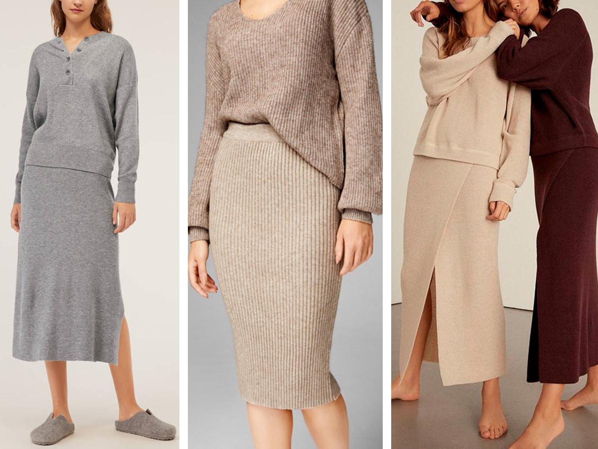 Как одеваться дома: как красиво и стильно одеться дома девушке и женщине /  Школа Шопинга