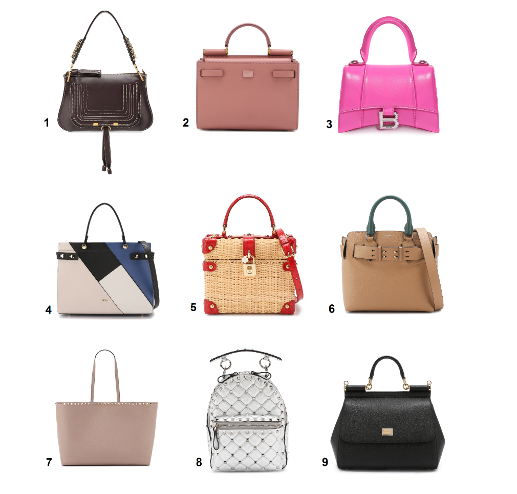 Как выбрать идеальную базовую сумку / Школа Шопинга