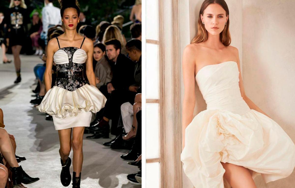 Свадебные платья 2020 — тренды.