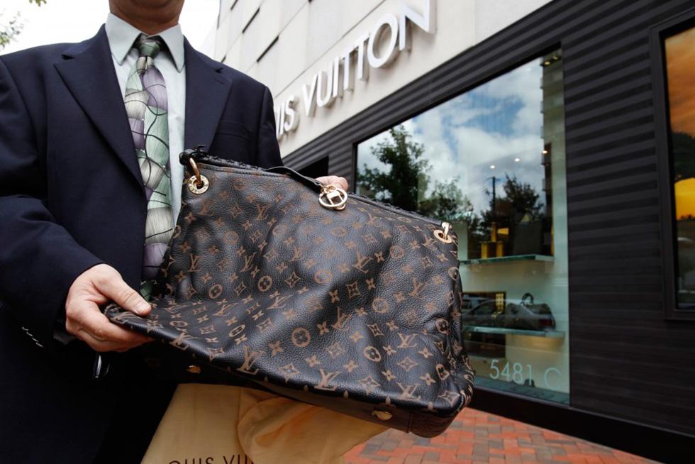 f4a0d5b5c198 Как отличить сумку оригинал Луи Витон от подделки, как определить и ...