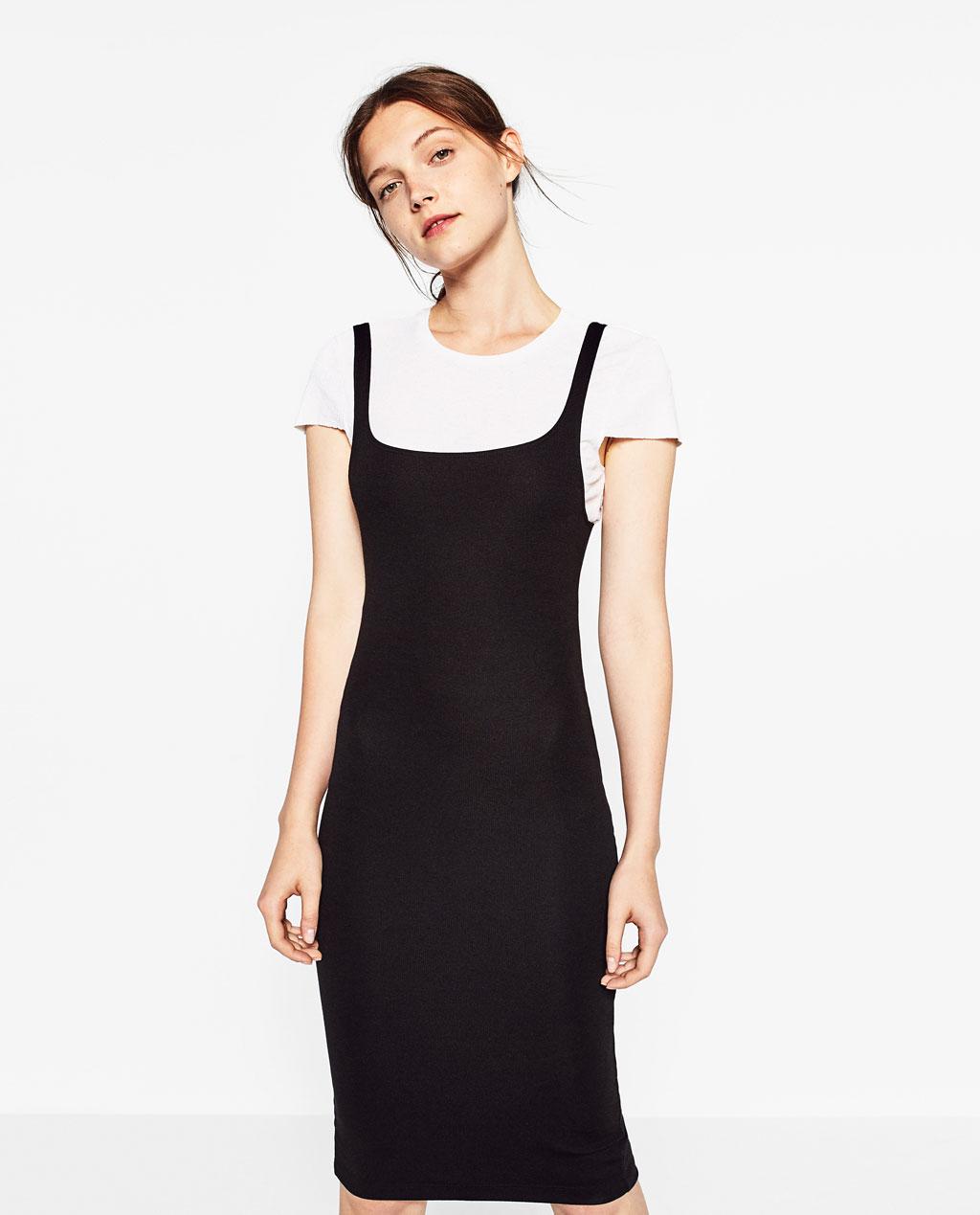 e9570e18 Одежда из линии Zara Basic продаётся по более доступной цене, в отличии от  Zara Woman, но не уступает ей в качестве.